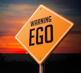 EGO Warning